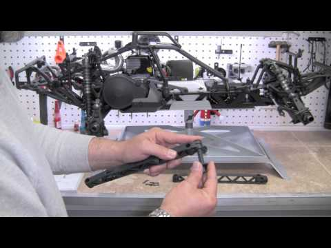 HPI Baja 5SC SS Build Video #47 Page 63-64