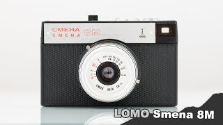 Lomo Smena 8M - The 35mm Cult Classic OF CUTENESS
