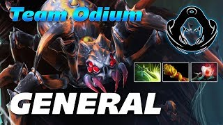 GeneRaL Mid Broodmother | Team Odium | Dota 2 Pro Gameplay