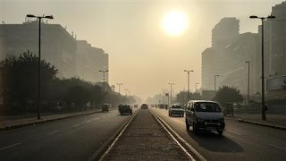 This Is How Bad New Delhi's Air Pollution Is