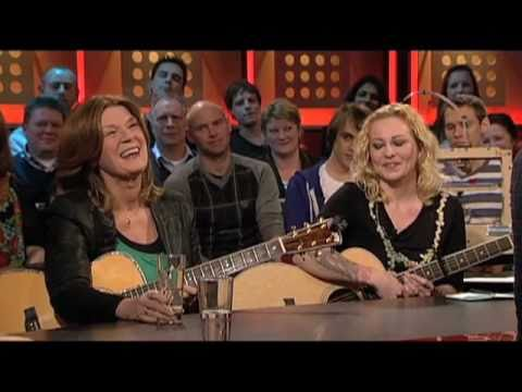 Anneke van Giersbergen - All I Want Is You (U2) @ DWDD