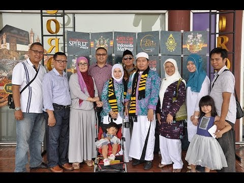 Video travel haji plus jakarta