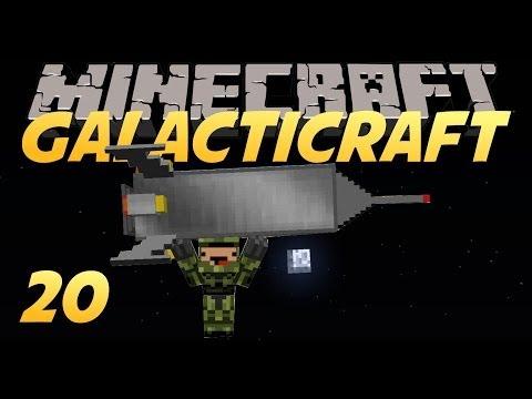 Minecraft GalactiCraft #20 - Aggrarsimulator [Deutsch/HD] Let's Play Together GalacticCraft