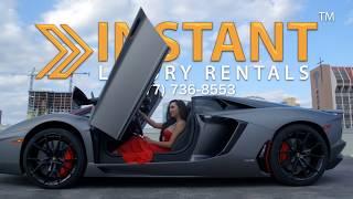 Exotic & Luxury Car Rental | Instant Luxury Rentals