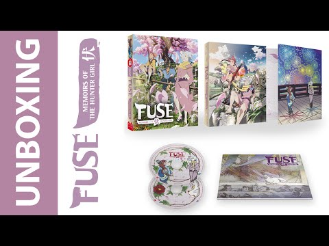 Fusé - Memoirs of the Hunter Girl