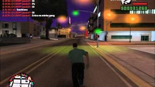 GTA-SA MTA #1 - Primeiras impressões