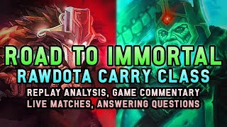 Carry Class - Teaching Position 1 - Educational Stream - Road To Immortal