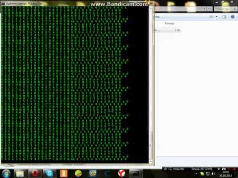 Как создать 2 супер вируса через блокнот!!! - Драки Видео