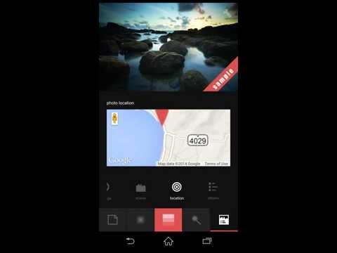 Filterbox App Tutorial: Metadata Viewing