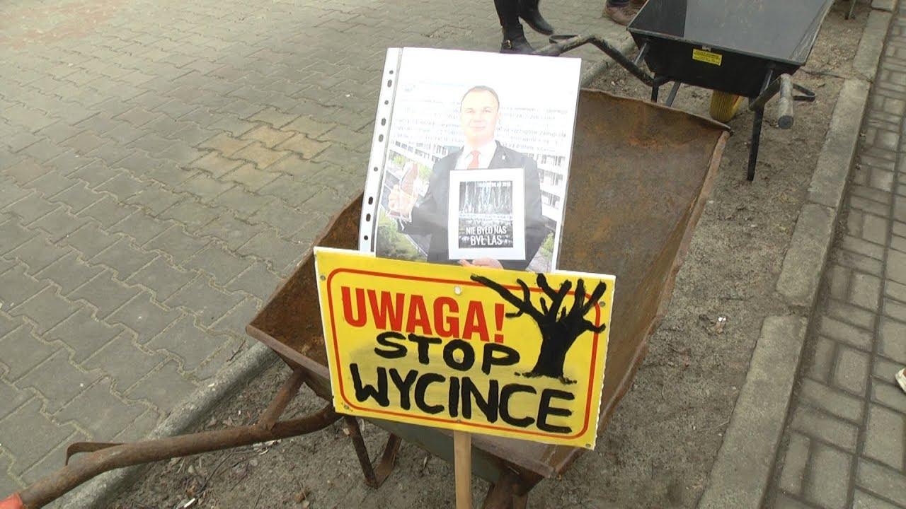 Kolejny protest świętochłowiczan