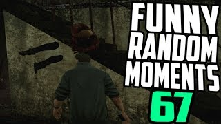 Dead by Daylight funny random moments montage 67