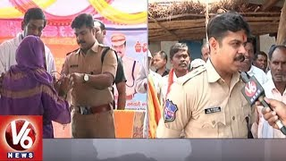 Face To Face With Adilabad SP Vishnu Warrier Over Tribal Welfare
