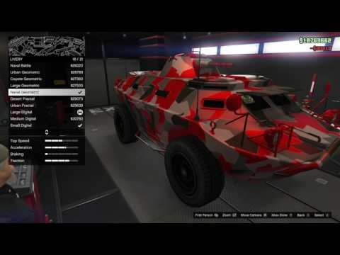 GTA 5 GUNRUNNING NEW APC REVIEW/SAM TURRET+FEATURES (MINES)