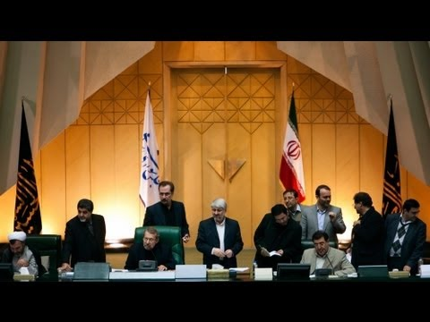 Iran's parliament votes to downgrade UK ties