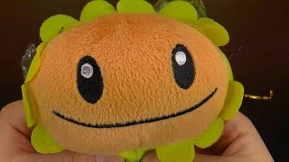 Sunflower Plush Toys for Kids Plants vs Zombies
