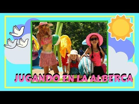 JUGANDO EN LA ALBERCA!!🏄🏻♀️❤️/Franchesca Y Sus Amigos
