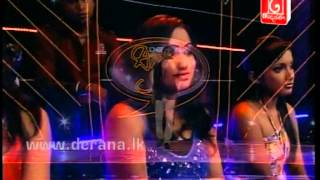 DDS4 Final 8 - Raveen Kanishka - 02nd Song - 27th October 2012 (SMS 1)