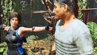 Shadow of the Tomb Raider Brutal/Stealth Kills Montage