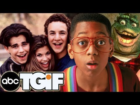 TOP 10 TGIF SHOWS