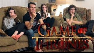 Game of Thrones Season 8 Episode 6 'The Iron Throne' (Part 1) Series Finale REACTION!!