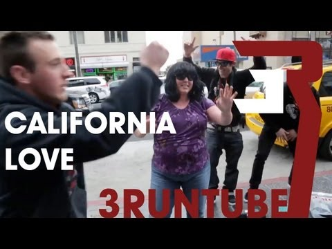 FREERUN THE WORLD EP.2 - CALIFORNIA LOVE