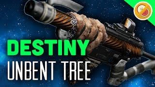 DESTINY Unbent Tree (Iron Banner) Auto Rifle Review & Gameplay (Rise of Iron)