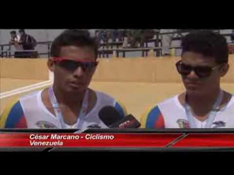 Juegos Bolivarianos 2013  Ciclismo Venezuela