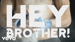 Avicii Video - Avicii - Hey Brother (Lyric)