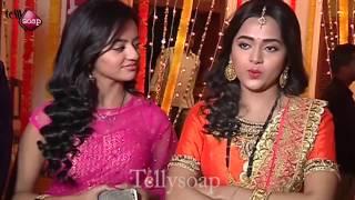 Swaragin Cast EMOTIONAL during LAST EPISODE - Colors TV - Telly Soap