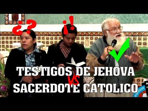 Sacerdote Vs Testigos De Jehová