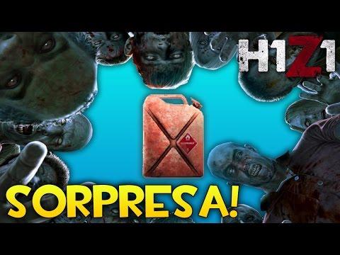 H1z1 Hordas De Zombies, Explosiones De Zombies Y Thriller | Thecorvusclan video