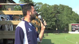 NatWest U19 Club T20 - The Experience
