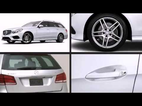 2014 Mercedes Benz E Class Video