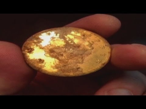 $10 million of gold rush-era coins discovered in California