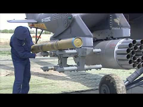 Многоцелевой ударный вертолет МИ-35-М