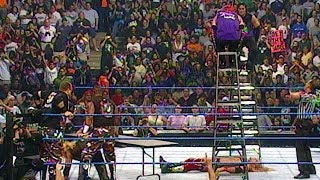 Edge and Christian vs. Dudley Boys: WWE SmackDown, August 10, 2000