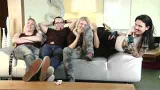 Apocalyptica - Eicca Short Hair - Interview