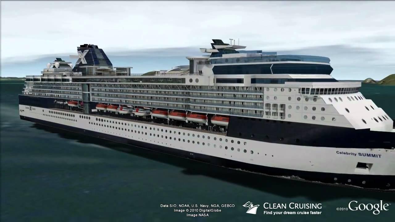 Celebrity Summit Virtual Ship Tour Youtube