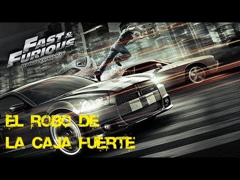 Fast And Furious Showdown !! Robando La caja fuerte del Banco !!