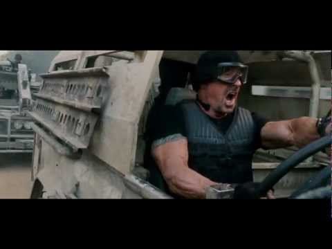 The Expendables 2 Trailer #2
