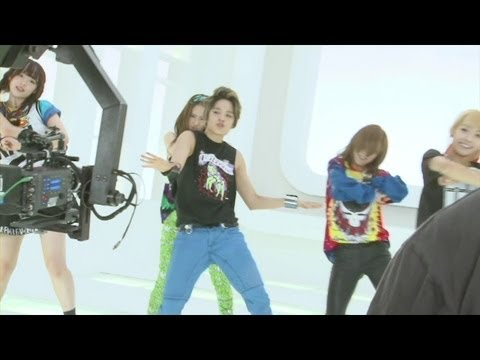 에프엑스_Electric Shock_Interview & MV Making Film Music Videos