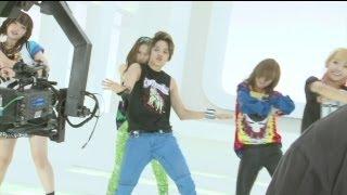 에프엑스_Electric Shock_Interview & MV Making Film