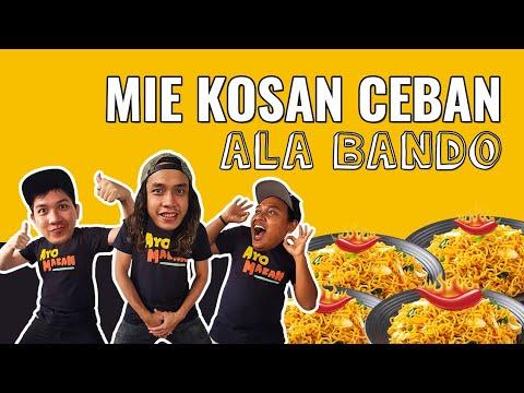 Download Lagu Mie Kosan CEBAN Ala BANDO | #BANDOBELIKE MP3 Free