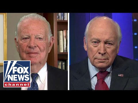 Dick Cheney and James Baker remember George H.W. Bush
