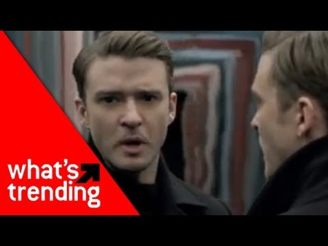 Justin Timberlake's Mirrors Music Video Plus the Top YouTube Videos for 3/20/13