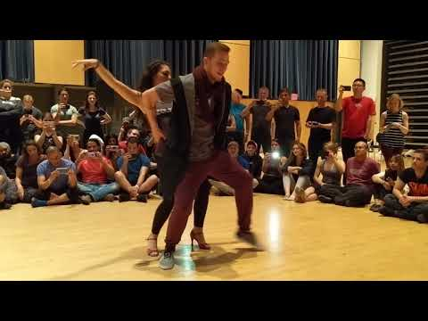 CZC2018: with Raiza & Bruno in workshop demo ~ video by Zouk Soul