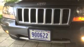 Jeep Grand Cherokee Special Edition a la venta