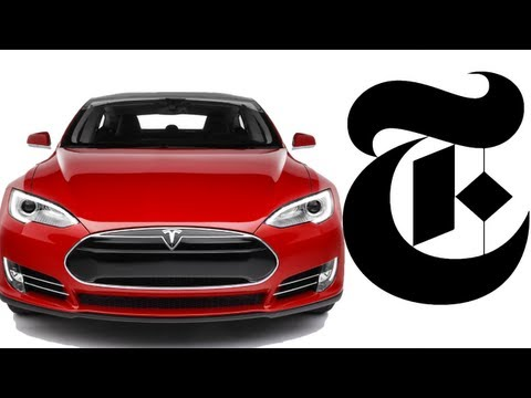 Tesla Motors vs. The New York Times