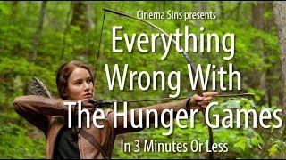 Everything Wrong With The Hunger Games In 3 Minutes Or Less