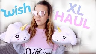 XL WISH APP HAUL. BEAUTY, KLAMOTTEN, SUPERGÜNSTIG + REVIEW
